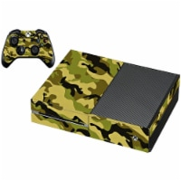 VWAQ Camouflage Xbox One Skins Console And Controller - XGC13 - 1