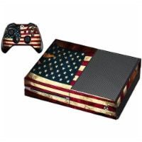 VWAQ Flag Xbox One Skins Console And Controller - XGC12 - 1