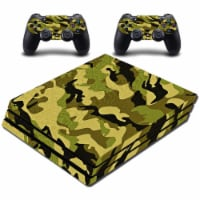 VWAQ Camo PS4 Pro Skins For Console and Controllers - PPGC13 - 1