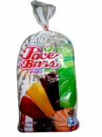 Pace Bars Fruit Flavored Ice Pops Variety Bag - 12 ct / 2.75 fl oz