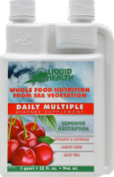Liquid Health Daily Multiple Vitamins & Minerals Dietary Supplement