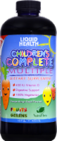 Liquid Health  Children's Complete Multiple  Orange Mango Peach