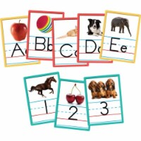 Alphabet and Numbers Accents, Pack of 36 - 1