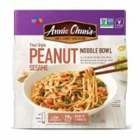 Annie Chun's Thai-Style Peanut Sesame Noodle Bowl