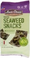 Annie Chun's Wasabi Seaweed Snack