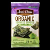 Annie Chun's Organic Wasabi Seaweed Snacks