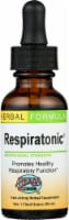 Herbs Etc. Herbal Formula Respiratonic Supplement