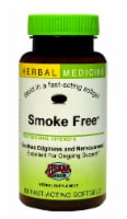 Herbs Etc. Smoke Free Smoking Cessation Softgels