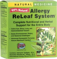 Herbs Etc.  Allergy ReLeaf® System