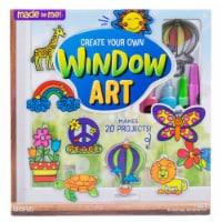 Horizon Group USA Made by Me! Window Art Kit - 1 ct