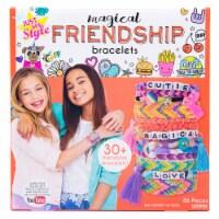 Just My Style Magical Friendship Bracelet Kit - 86 pc