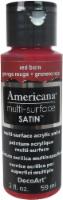 DecoArt Americana Multi-Surface Satin Acrylic Paint