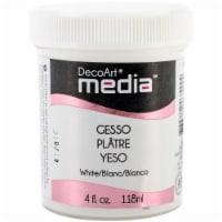 Deco - Media Gesso - White - 1