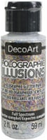 DecoArt Holographic Illusions Paint 2oz-Full Spectrum -Multi - 1