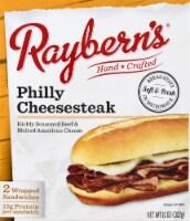 Raybern's Philly Cheesesteak
