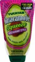 Yucatan Restaurant Style Squeeze Guacamole