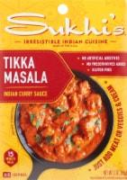 Sukhi's Tikka Masala Curry Sauce