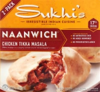 Sukhi's Chicken Tikka Masala Naanwich - 10.4 oz