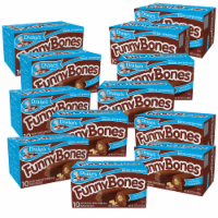 Drake's Funny Bones, 12 Boxes, 120 Twin-Wrapped Peanut Butter Creme-Filled Devils Food Cakes - 120