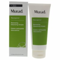 Renewing Cleansing Cream by Murad for Unisex - 6.75 oz Cleanser - 6.75 oz