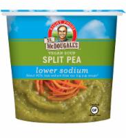 Dr. McDougall's Vegan Low-Sodium Split Pea Soup - 1.9 OZ