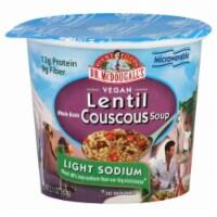 Dr. McDougall's Vegan Lentil Couscous Soup