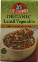 Dr. McDougall's Organic Lentil Vegetable Soup
