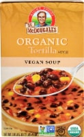 Dr. McDougall's  Organic Soup Gluten Free   Tortilla Style