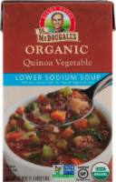 Dr. McDougall's Lower Sodium Organic Quinoa Vegetable Soup