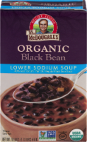 Dr. McDougall's Organic Black Bean Soup Lower Sodium Soup