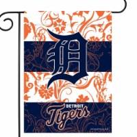 Rico GF4301 13 x 18 in. MLB Detroit Tigers Garden Flag