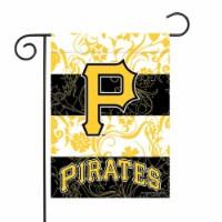 Rico GF6001 13 x 18 in. MLB Pittsburgh Pirates Garden Flag