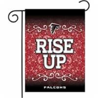 Rico GF2001 13 x 18 in. NFL Atlanta Falcons Garden Flag