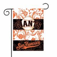 Rico GF6301 13 x 18 in. MLB San Francisco Giants Garden Flag