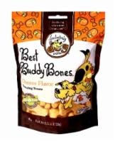Exclusively Dog Best Buddy Bones Cheese Flavor Dog Treats - 5.5 oz