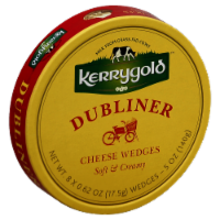Kerrygold Dubliner Soft and Creamy Cheese Wedges