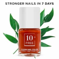 10FREE Polish+Nail Growth Serum STRONGER NAILS IN 7 DAYS - HAY THERE - Long-Wear 15ml/.5floz