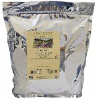 Starwest Botanicals  Organic Basil Leaf Cut and Sifted - 1 lb