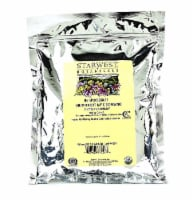 """Starwest Botanicals Organic Ginger Root 1/4"""" Cut and Sifted - 1 lb"""