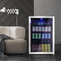 Beverage refrigerator or Wine Cooler for Beer, soda or Wine 120 Can - 1 Unit