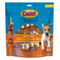Cadet Gourmet Triple-Flavored Shish Kabobs