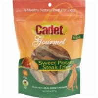 Cadet Gourmet Sweet Potato Steak Fries Dog Treat, 8 Oz. C07360 - 8 Oz.