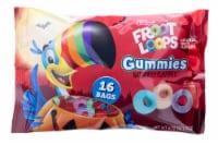 Froot Loops Gummies - 16 ct / 0.42 oz