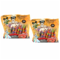 Mickey and Minnie Trick or Treat Candy Bracelet Bundle - 2 Bags