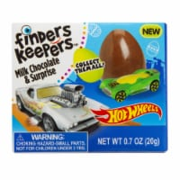 Finder Keeper Count Goods Hot Wheels Chocolate