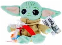 Galerie Holiday Star Wars The Mandalorian The Child Plush with Candy - 0.93 oz
