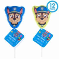 Paw Patrol Lollipop Party Favors with Collectible Keepsake Tin - 12
