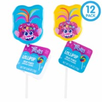 Trolls World Tour Lollipop Party Favors with Collectible Keepsake Tin - 12