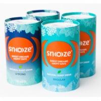 Snoooze Sleep Aid Drink, Night Time Liquid Supplement (Variety) Natural, Vegan, Gluten-Free