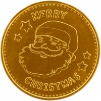 Galerie Holiday Giant Chocolate Coin Candy - 2.82 oz